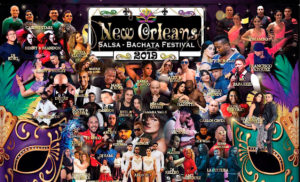 NEW ORLEANS SALSA - BACHATA FESTIVAL